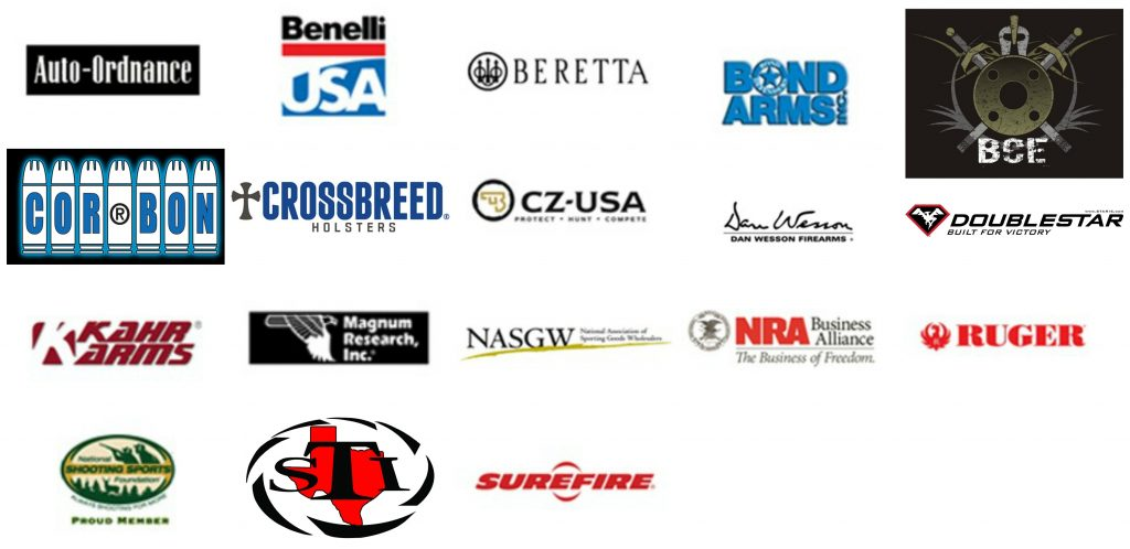 Shooting Logos